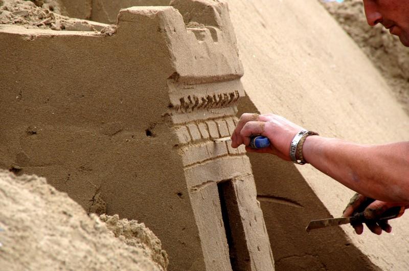 Sculture di sabbia Jesolo